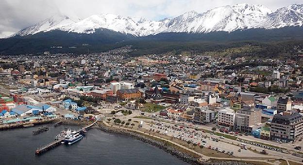 Ushuaia celebr el d a m s largo del a o for Chimentos de hoy en argentina
